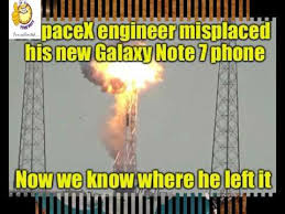 Galaxy Note Meme - samsung galaxy note 7 explosion memes funny youtube