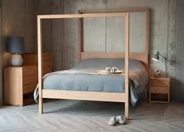 tailor our 4 poster beds bespoke beds natural bed company