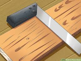Woodworking Tools List Wikipedia by How To Plane Wood 12 Steps With Pictures Wikihow