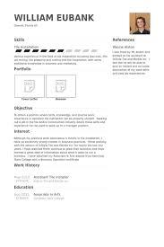 Sample Resume Of Secretary Installer Resume Samples Visualcv Resume Samples Database