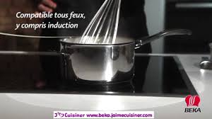 Batterie Cuisine Tefal Ingenio Induction by Les Collections Beka Youtube