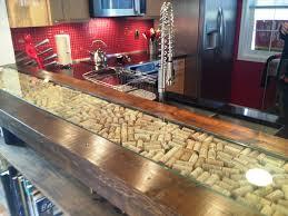 cork kitchen countertops cork countertops pros and cons home cork kitchen countertops