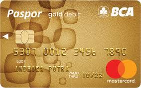 bca gold card bca tahapan