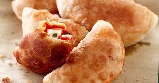 cuisine traditionnelle italienne panzerotti délicieux chaussons de la cuisine traditionnelle des