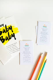 bring book instead of card to baby shower baby shower tip how to kick baby s library free