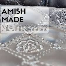 handmade mattresses from ohio u0027s amish country amish originals