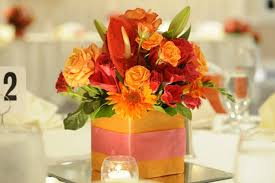 Fall Flowers For Wedding Ideas For Inexpensive Centerpieces For Wedding Reception