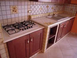 cucine piani cottura cucina in muratura trapani cu ce mur cucine in muratura