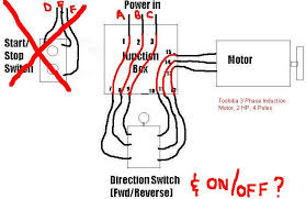 3 phase wiring question start stop switch the home machinist