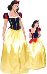 halloween costume womens snow white dress small