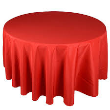 70 inch polyester tablecloths