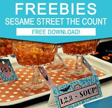 sesame street birthday party invitations u0026 printables