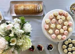 Bridal Shower Dessert Table Out And About Bridal Shower Ideas And Inspiration