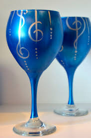 Modern Wine Glasses by 95 Best My Painted Glassware Images On Pinterest Red Wines