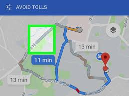 Google Maps For Android How To Change The Route On Google Maps On Android 7 Steps