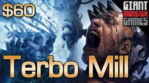 budget modern deck tech turbo fog mill 60 youtube