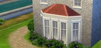 create a building how to create an octagonal roof in the sims 4 sims online