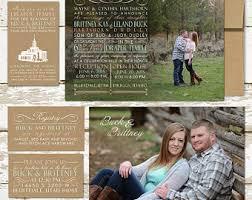 Lds Wedding Invitations Jeneze Designswedding Invitations And Printables By Jeneze