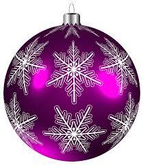 beautiful purple christmas ball png clip art image gallery
