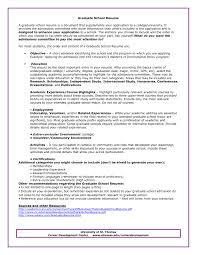 graduate school application resume template grad school resume template graduate school admissions resume
