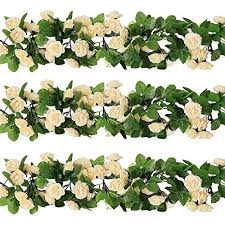 flower garlands decorations amazon com
