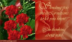 thinking of you flowers thinking about you free january flowers ecards greeting cards