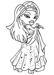 princesses coloring pages chuckbutt