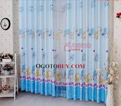 Shabby Chic Curtains For Sale by Rustic Shabby Chic Animal Kids Baby Blue Curtains On Sale Buy