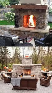 Backyard Fireplace Ideas by 38 Best Landscape Images On Pinterest Garden Ideas Back Garden