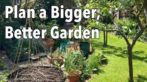 how to plan a vegetable garden layout how to plan a bigger better garden easy vegetable garden