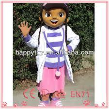 Doc Mcstuffins Halloween Costumes Funny Cartoon Doc Mcstuffins Mascot Costume Funny Mascot