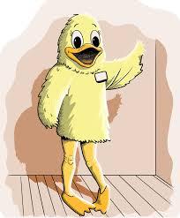 if it looks like a duck by barry deutsch
