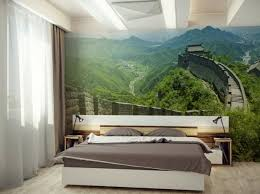 trompe l oeil chambre wallpaper trompe l oeil introduce nature into your home anews24 org