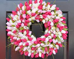 wreaths door hangers etsy