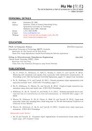 Resume Template For Latex Resume Latex Template Resume Examples 47 Latex Resume Templates