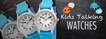 Wrist Watch For The Blind Talking Watch Low Vision Watch For The Blind Time Teacher Watches