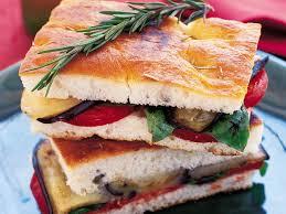eggplant fontina and tomato panini recipe giuseppe forte food
