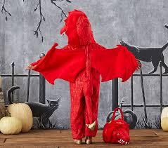 Toddler Dragon Halloween Costumes Dragon Costume Red Pottery Barn Kids