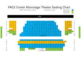 Pepsi Center Seating Map Pace Center Denver Tickets Schedule Seating Charts Goldstar