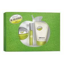 halloween perfume gift set be delicious women u0027s perfume gift set