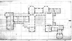 biltmore house floor plan drawings plans paintings and beautiful