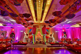 outstanding umbrella decoration for wedding reception
