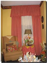 Livingroom Valances Country Valances For Living Room Alluring Clever Design Country