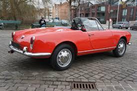 alfa romeo giulietta classic classic 1964 alfa romeo giulia cabriolet roadster for sale 371