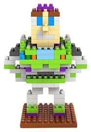 loz diamond blocks loz diamond blocks 190pcs story series building set buzz
