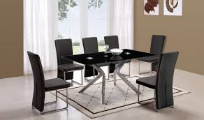 Solid Wood Dining Room Table And Chairs Dining Room Exciting Interior Furniture Design With Saloom