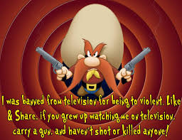 Yosemite Sam Meme - fact check yosemite sam banned