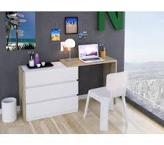 bureau rangement rangement de bureau en blanc et ch ne bureaux but thoigian info