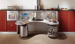 ergonomie cuisine une cuisine moderne et ergonomique adaptée aux personnes en fauteuil
