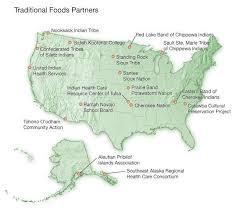 4 american cultures map traditional foods diabetes wellness program